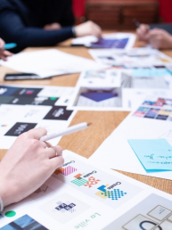 Rockland's design agency Seenk explores multiple design routes in their ideation process.